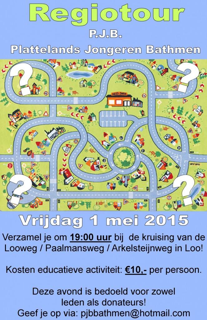 Regiotour 2015!