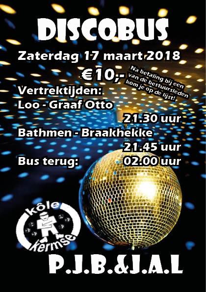 discobus 2018